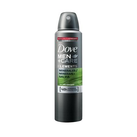 ad9b7bcbf Perfumería Saúl. Desodorante Spray Dove Men 89 ml Mineral + Salvia