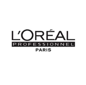 Logo de la marca Loreal Professionnel