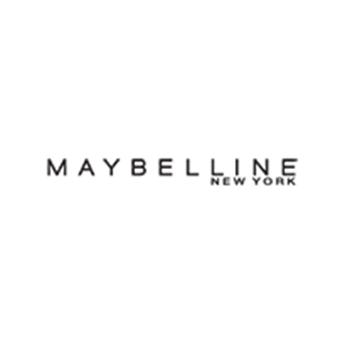Logo de la marca Maybelline