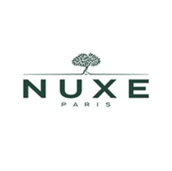Logo de la marca Nuxe