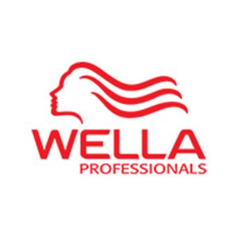 Logo de la marca Wella