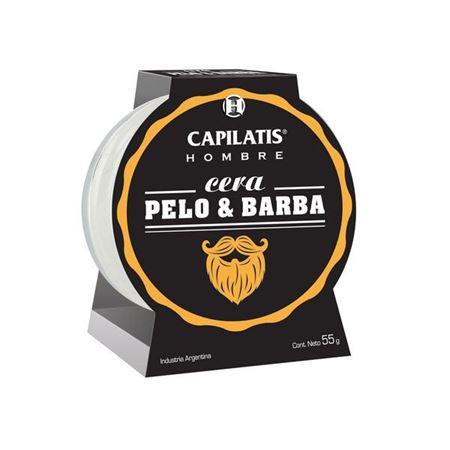 Perfumería Saúl. Cera Pelo   Barba Capilatis Hombre 55 ml 9254ee8a8952