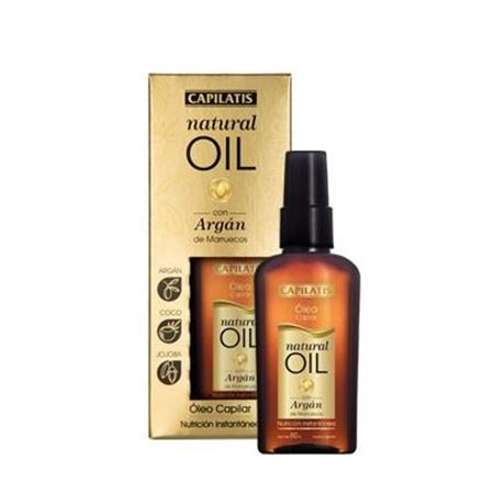 767f2e0be2fde Perfumería Saúl. Óleo Natural Oil Capilatis 60 ml