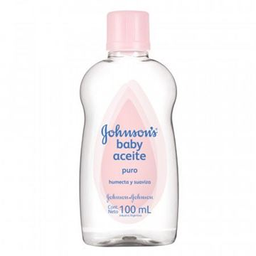 Imagen de Aceite Baby Original Johnson 200 ml