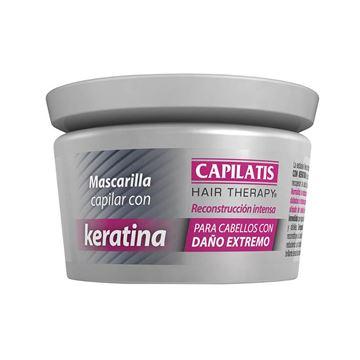 Imagen de Mascarilla Capilatis Keratina 170 ml a8c5b7fb5714