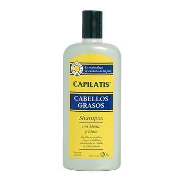 Imagen de Shampoo Capilatis Ecológica P Grasos 420 ml 8eb2d34d97bd