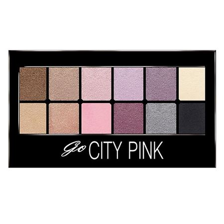 Imagen de Paleta De Sombras IDI City Pink