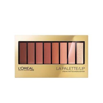 Imagen de La palette Labial 03 Nude Color Riche Loreal