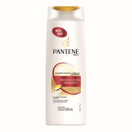 Pantene Shampoo 400 Ml Rizos Definidos Crema Peinar