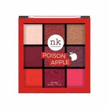 Imagen de Paleta de Sombras Nicka K New York Poison Apple
