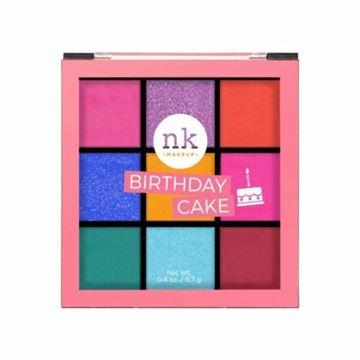 Imagen de Paleta de Sombras Nicka K New York Birthday Cake