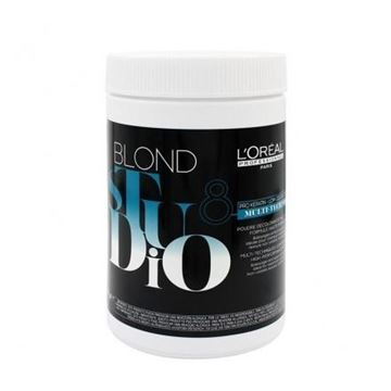 Imagen de Polvo Decolorante Loreal Blond Studio 500 gr