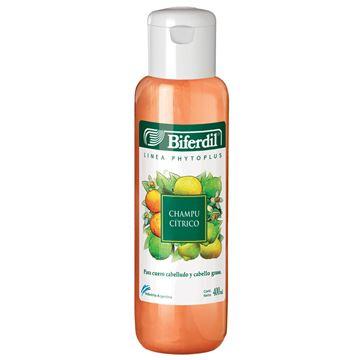 Imagen de Biferdil Shampoo Citrico 400 ml