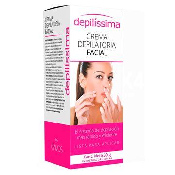 Imagen de Crema Depilatoria Facial Depilíssima 30 g