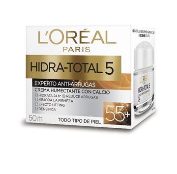 Imagen de Crema Humectante Loreal Hidra-Total 5 55+