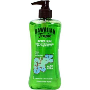 Imagen de Gel Refrescante After Sun Aloe Vera Hawaiian Tropic 240 ml