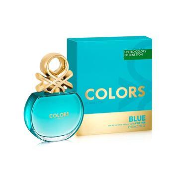 Imagen de Benetton Colors Blue Edt 80 ml