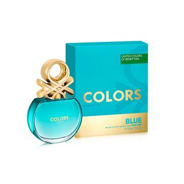 Imagen de Benetton Colors Blue Edt 50 ml