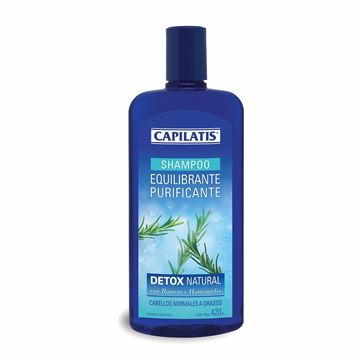 Imagen de Shampoo Equilibrante Purificante Capilatis 410 ml