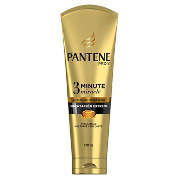 Imagen de Acondicionador Pantene 3 Minutos 170 ml Hidratacion Extrema