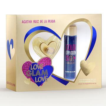 Imagen de A.Ruiz De La Prada Love Glam Love Edt 80 ml + Gel de Ducha