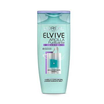 Imagen de Elvive Shampoo  200 ml Arcilla Purificante