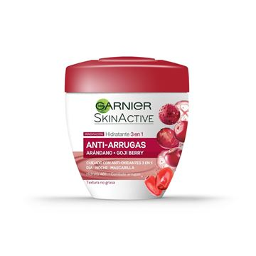 Imagen de Crema Hidratante Skin Active Antiarrugas 200 ml. Garnier
