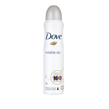 Imagen de Desodorante  Spray Dove 100 ml Invisible dry