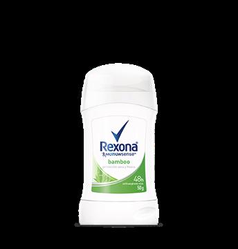 Imagen de Desodorante  Barra Rexona 50 gr Bamboo