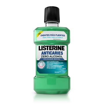 Imagen de Enjuague Bucal Listerine Zero Anticaries 250 ml