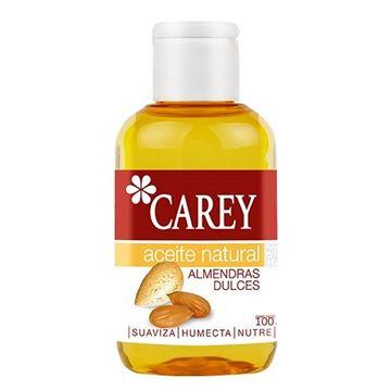 Imagen de Aceite Natural Carey 100 ml Almendras Dulces