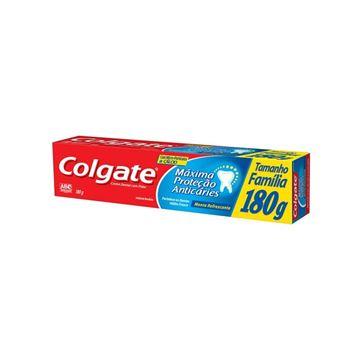 Imagen de Crema Dental Maxima Colección Anticaries Colgate Calcio 180 ml