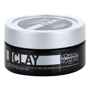 Imagen de Cera de Fijación Fuerte Clay L´Oréal Pro 50 ml