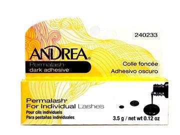 Imagen de Pegamento Para Pestañas Andrea 3.5g Negro