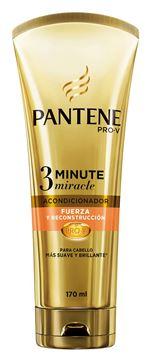 Imagen de Acondicionador Pantene 3 Minutos 170 ml Fuerza y Reconstrucción