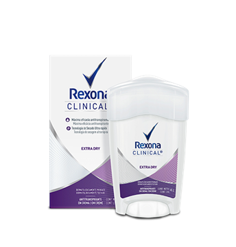 Imagen de Desodorante  Rexona Clinical 48 ml Women Extra Dry