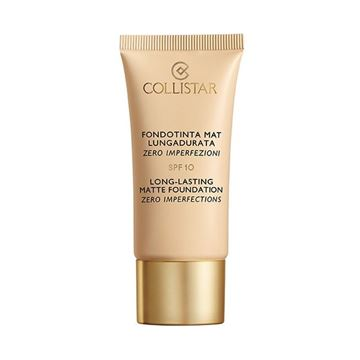 Imagen de Base Collistar Long Lasting Matte Foundation Nº04