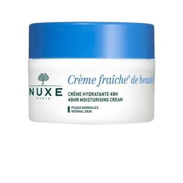 Imagen de Crema Hidratante Creme Fraiche Piel Normal Nuxe 50 ml