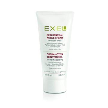 Imagen de Crema Activa Renovadora Exel 50 ml