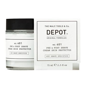 Imagen de Crema Protectora Depot 75 ml Pre y Post Afeitado