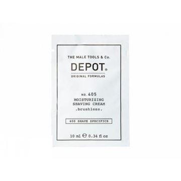 Imagen de Crema de Afeitado Depot 10 ml Hidratante y Protectora