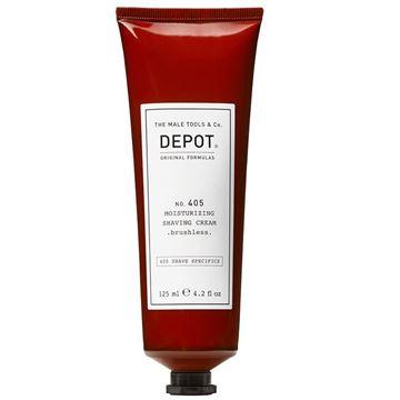 Imagen de Crema de Afeitado Depot 125 ml Hidratante y Protectora