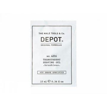 Imagen de Gel de Afeitado Depot 10 ml Contornos y Detalles