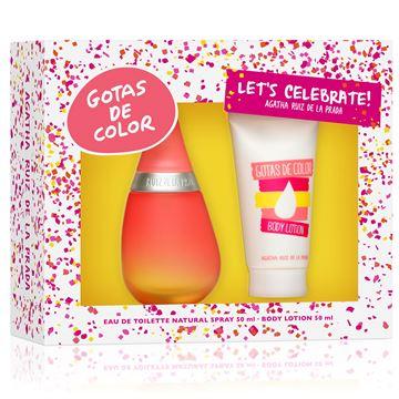 Imagen de A.Ruiz De La Prada Gotas De Color Edt 50 ml + Body Lotion 50 ml