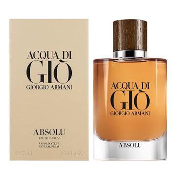 Imagen de Armani Acqua Di Gio Absolu Eau De Perfum 75 Ml