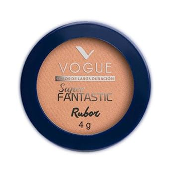 Imagen de Rubor Compacto Vogue Bronce