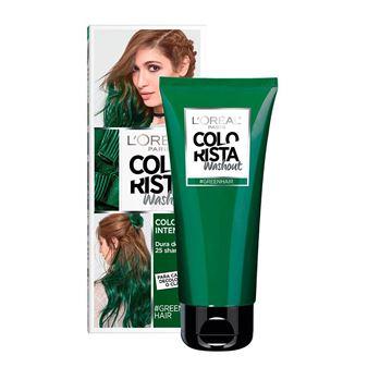 Imagen de Coloración Temporal Colorista Washout Green