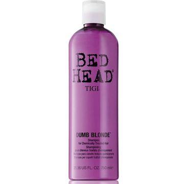 Imagen de Shampoo Tigi Bed Head Combat Dumb Blonde 750 ml