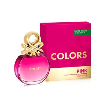 Imagen de Benetton Colors Blocks Edt 80 ml
