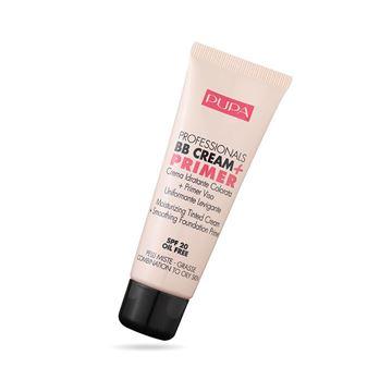 Imagen de Base Profesional Pupa BB Cream + Primer Piel Mixta Nude